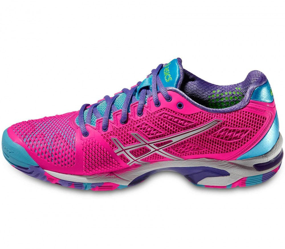 ASICS - Gel-Solution Speed 2 Clay Women´s Tennis Shoes (pink/