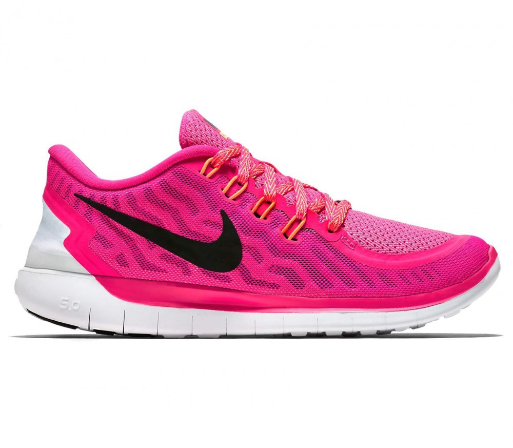 nike free 5 0 women 39 s running shoes pink buy it at. Black Bedroom Furniture Sets. Home Design Ideas