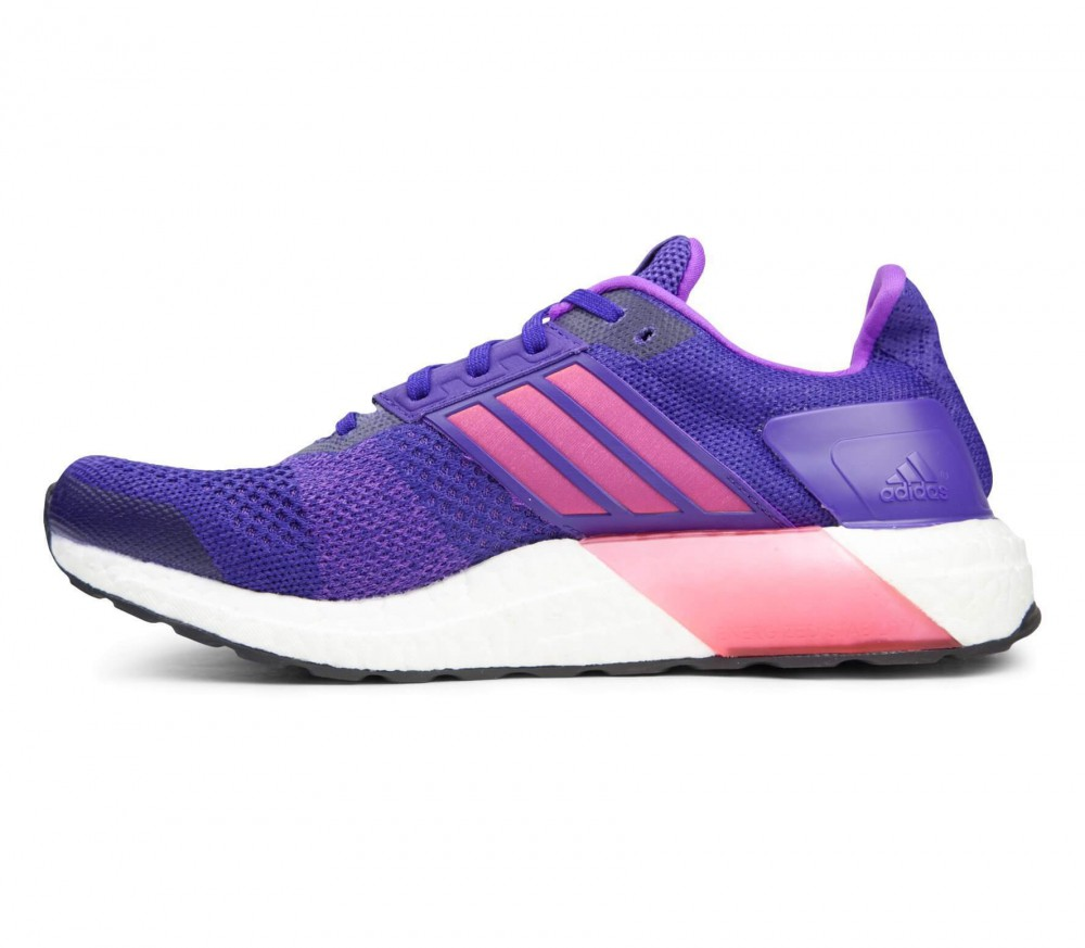 Adidas - Ultra Boost ST women's running shoes (lilac/pink)