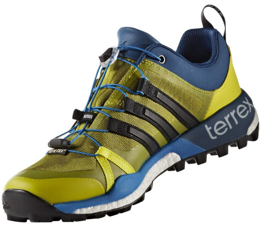 adidas terrex skychaser gtx men 39 s hiking shoes yellow. Black Bedroom Furniture Sets. Home Design Ideas