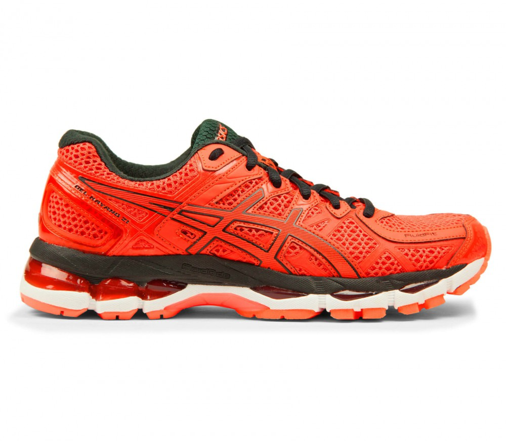 asics gel kayano 21 red