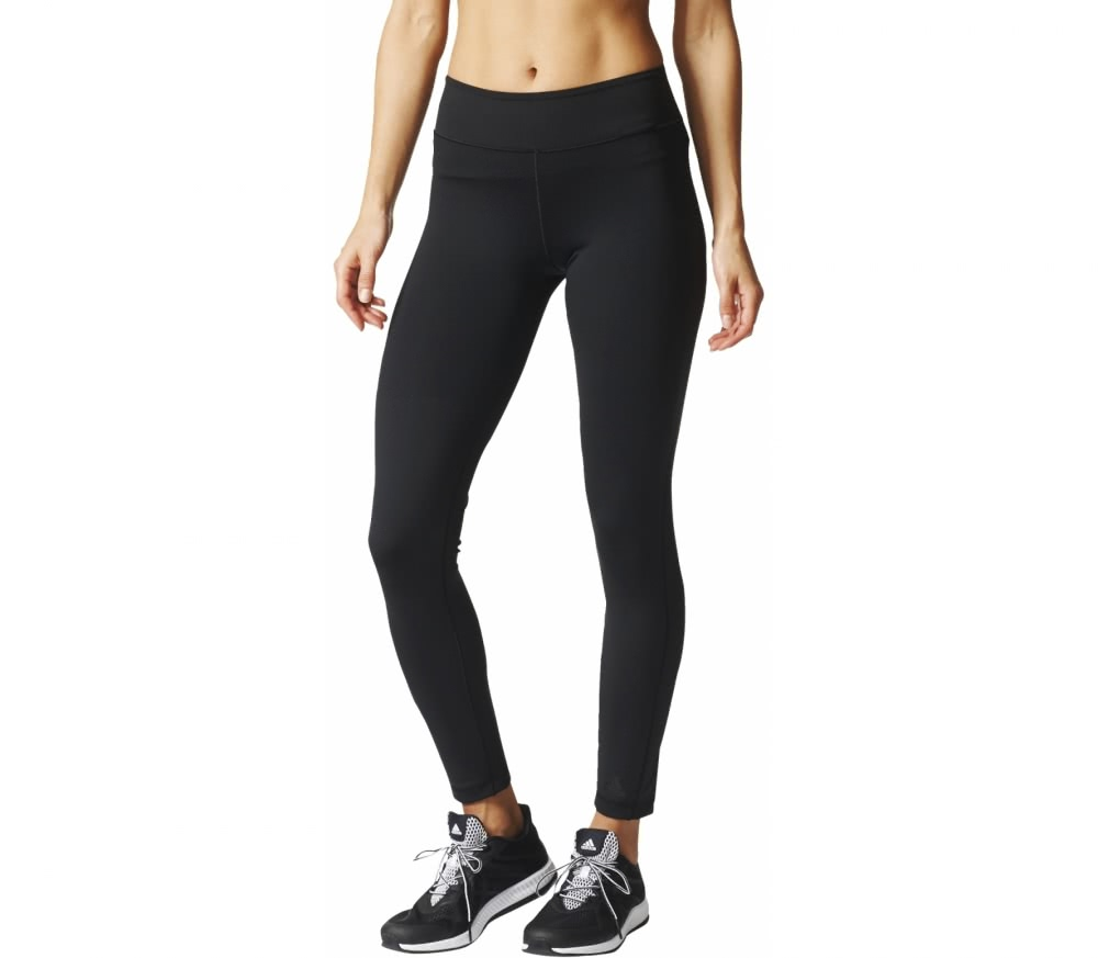 Adidas - Workout Long women's training pants (black)