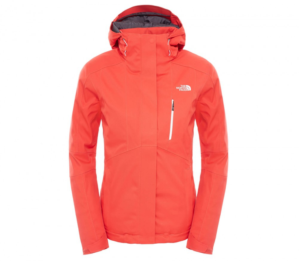 the north face ravina women 39 s skis jacket red buy it. Black Bedroom Furniture Sets. Home Design Ideas