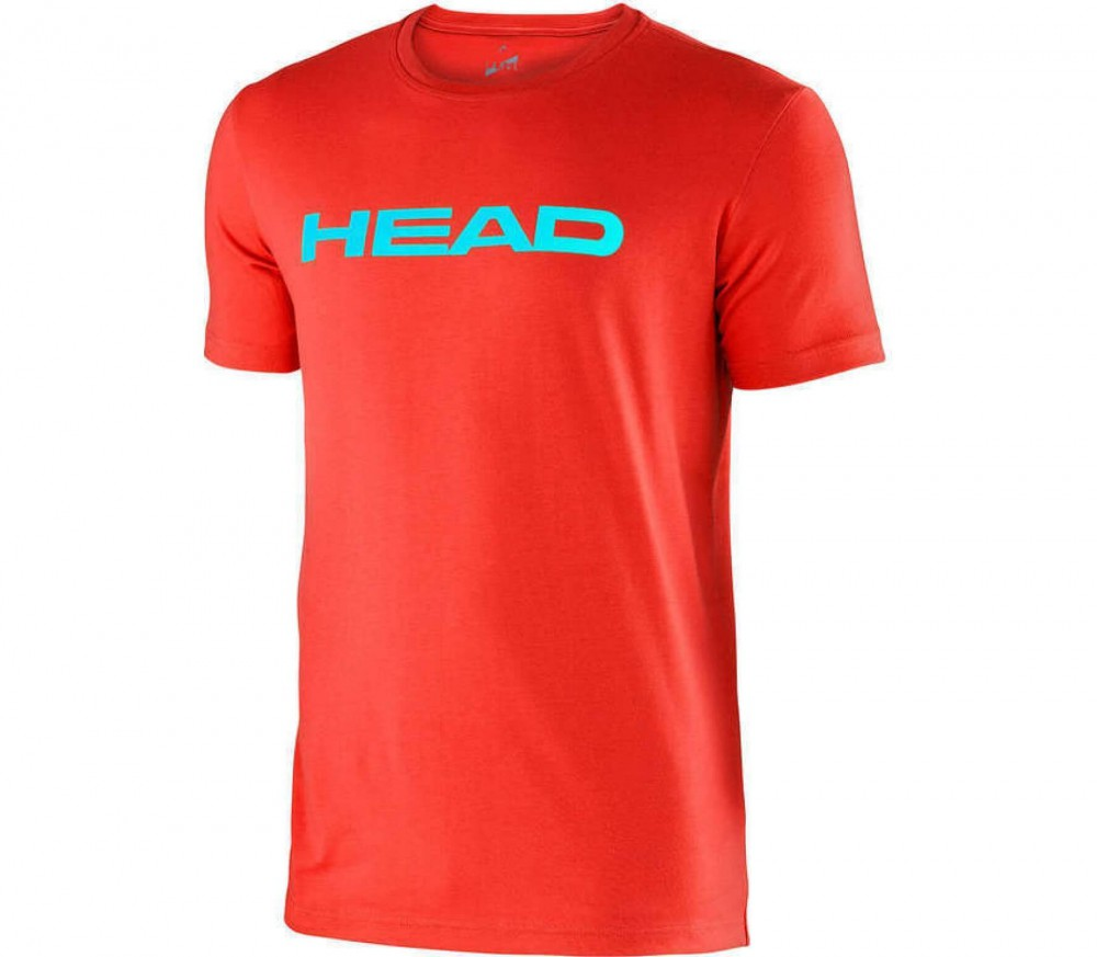 Head - Transition Ivan men's tennis top (red/blue)