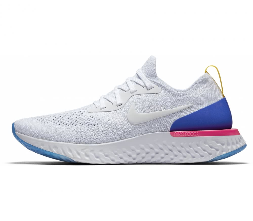 Original 100% Authentic Running Shoes / Womens Nike Roshe One Dark Electric Blue | White Lodg296n2ypwjd