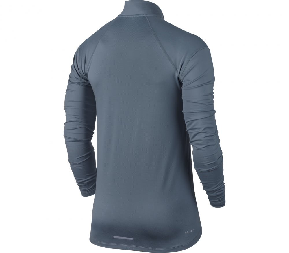 Nike - Dry Element Half-Zip GX men's running top (blue)