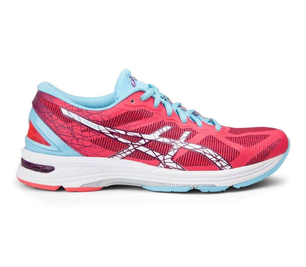 asics gel ds trainer 21 women 39 s running shoes pink. Black Bedroom Furniture Sets. Home Design Ideas