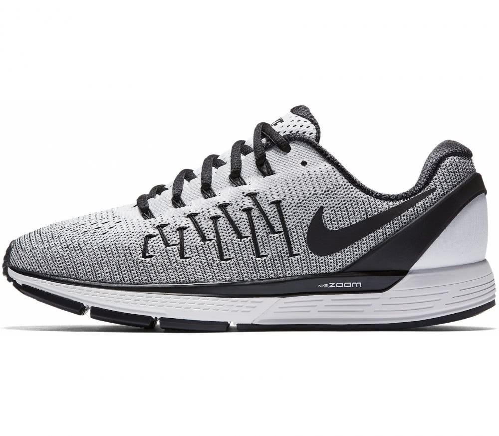 Nike - Air Zoom Odyssey 2 men's running shoes (grey/black)