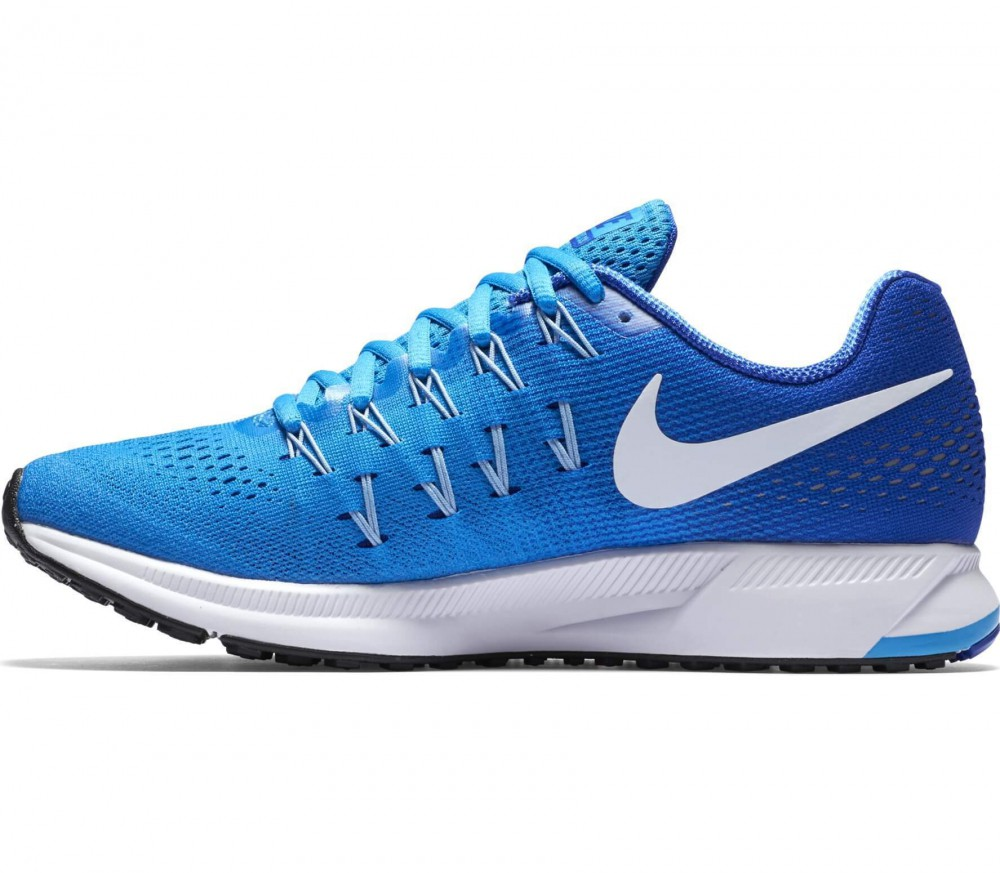 nike air zoom pegasus 33 women 39 s running shoes blue. Black Bedroom Furniture Sets. Home Design Ideas