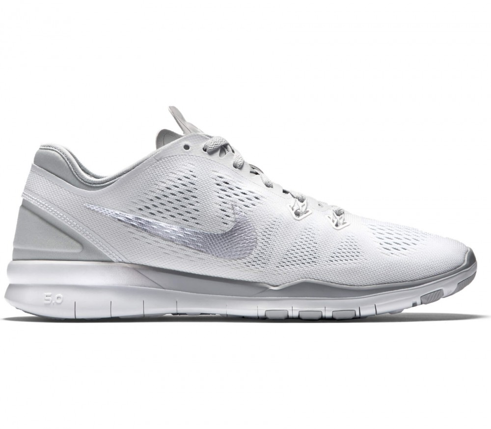 nike free 5 0 tr fit 5 women 39 s training shoes white. Black Bedroom Furniture Sets. Home Design Ideas
