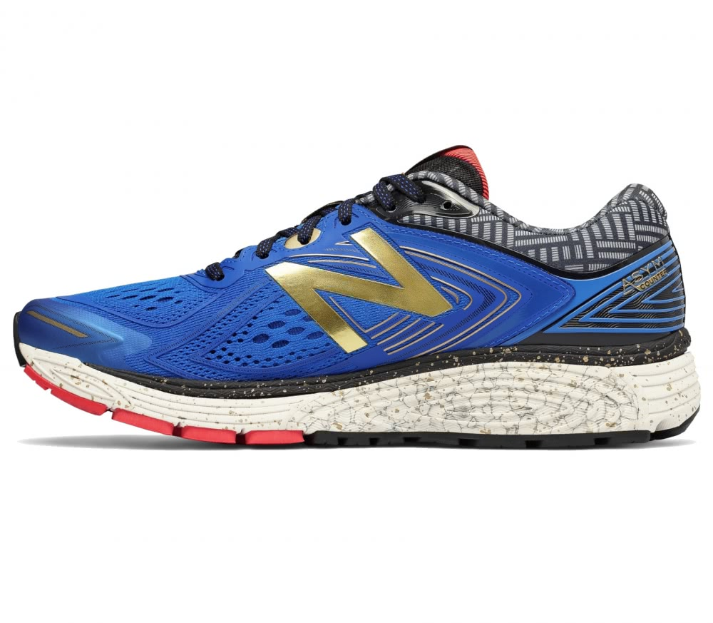 New Balance - NBx 860 v8 NYC men's running shoes (blue)