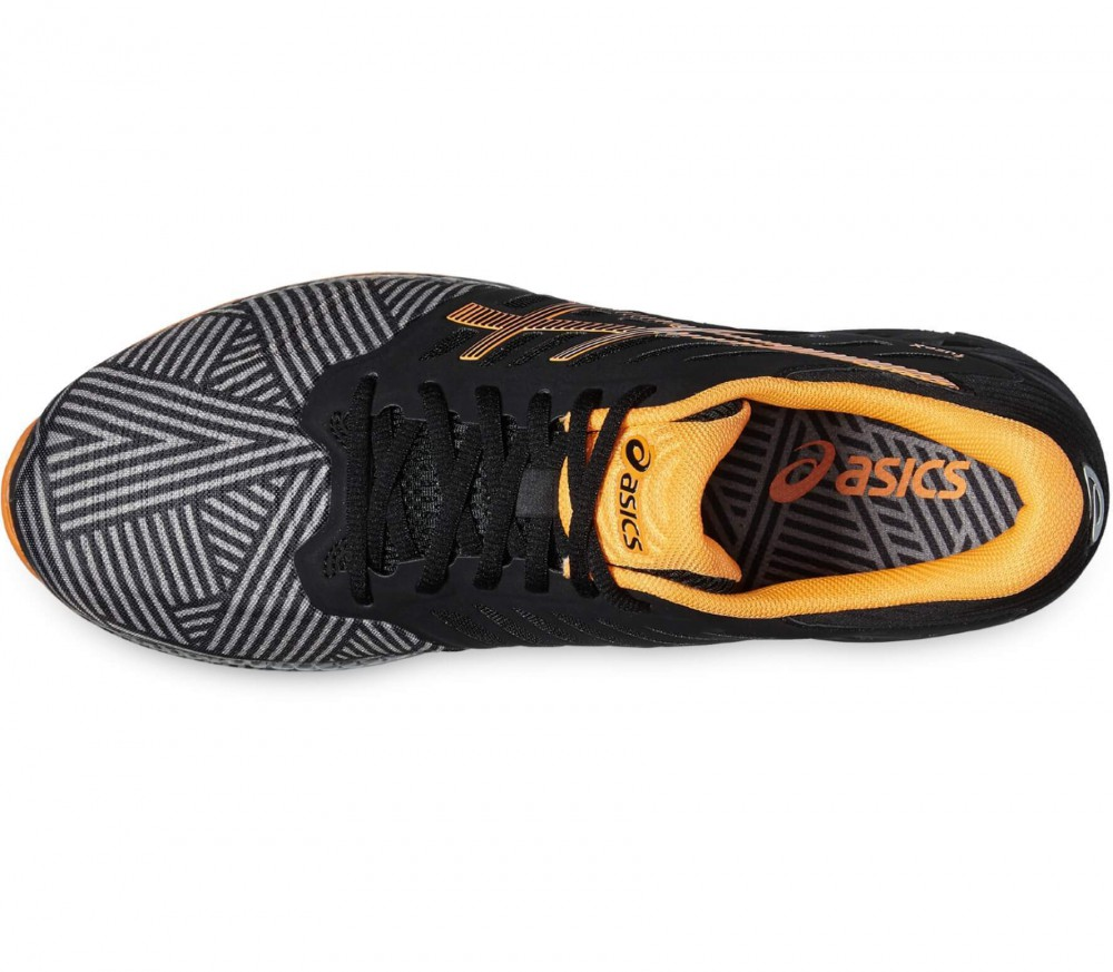 ASICS - FuzeX men's running shoes (black/orange)