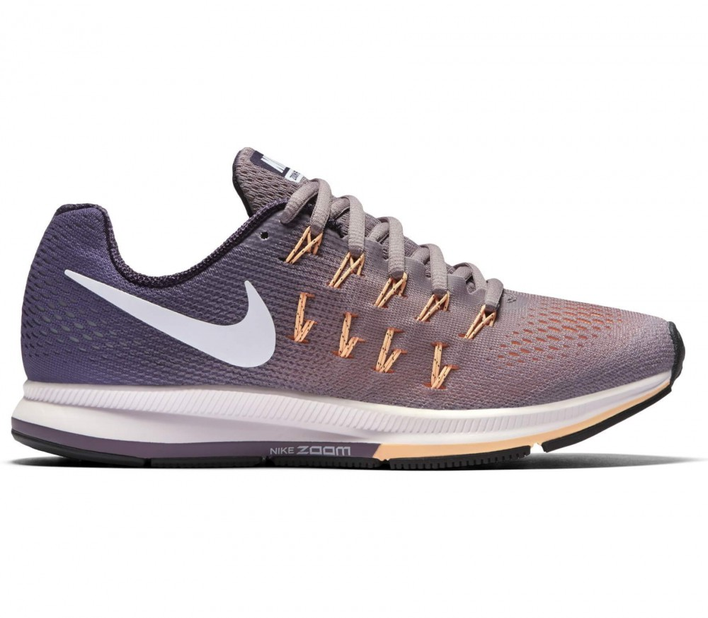 nike air zoom pegasus 33 women 39 s running shoes lilac. Black Bedroom Furniture Sets. Home Design Ideas