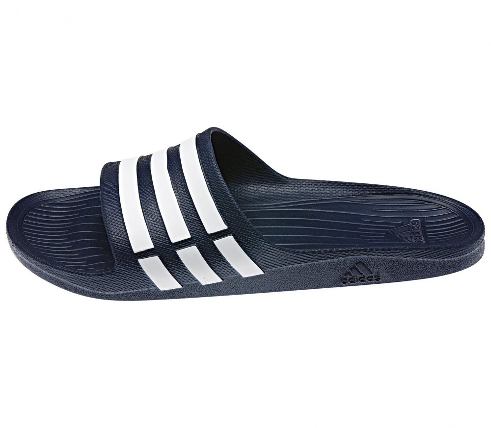 Adidas - Duramo Slide blue/white