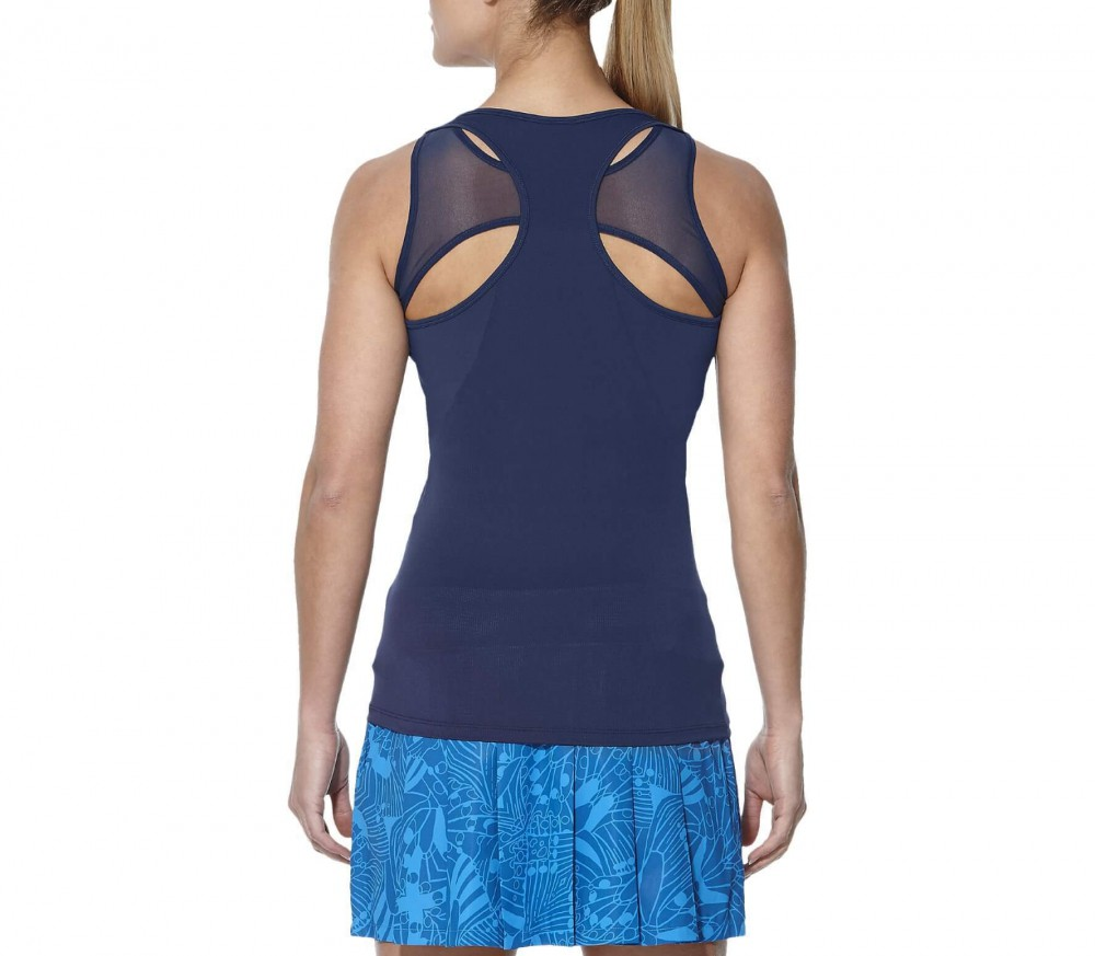 ASICS - Athlete women's tennis top (dark blue)