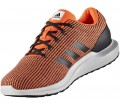 Adidas - Cosmic men's running shoes (orange/black)
