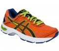 Asics - Gel-Cumulus 15 GS Junior Running shoes (orange/lime)