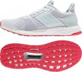 Adidas - Ultra Boost ST women's running shoes (white/red)