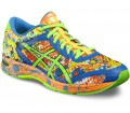 Asics - Gel-Noosa Tri 11 men's running shoes (orange/green)