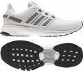 Adidas - Energy Boost 3 men's running shoes (white/grey)