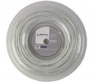 Luxilon - Savage white 200m (1,27mm)