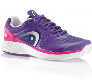 Head - Sprint Pro Clay women´s tennis shoes (purple/white/pink)