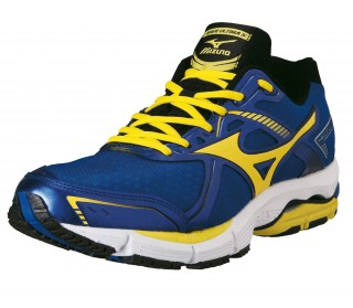 Mizuno - Wave Ultima 5 Men´s Running shoes (blue/yellow)