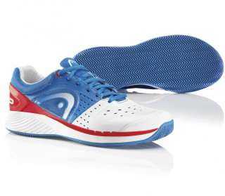 Head - Sprint Pro Clay men´s tennis shoes (blue/white/red)