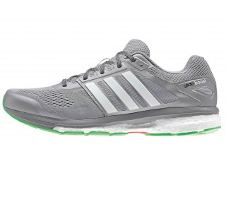 Adidas - Supernova Glide 7 men's running shoes (grey/white)
