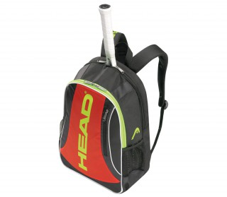 Head - Elite backpack (black/red)