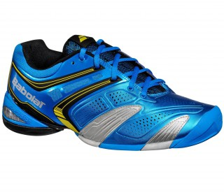 Babolat - V-Pro 2 All Court Men´s Tennis shoes (blue/yellow)