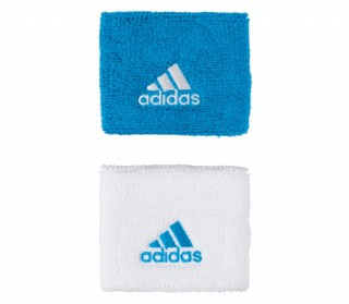 Adidas - Tennis Wristband/ Headband (blue/white)