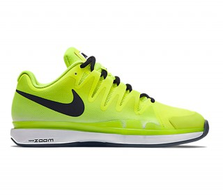 Nike - Zoom Vapor 9.5 Tour Clay men's tennis shoes (green/black)