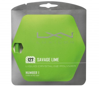 Luxilon - Savage Lime 12,2m (1,27mm)