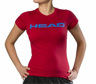 Head - T-Shirt Women´s Lucy Bra nded - red/blue