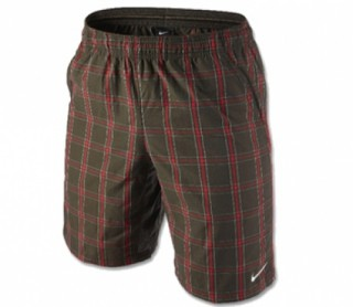 Nike - Men´s Plaid Woven Shorts