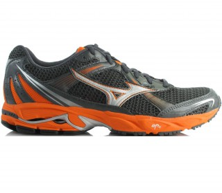 Mizuno - Running shoes Wave Ovation 2 anthracite - HW12