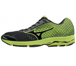 Mizuno - Wave Sayonara 3 men's running shoes (black/yellow)