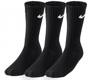 Nike - Value cotton running socks (black)