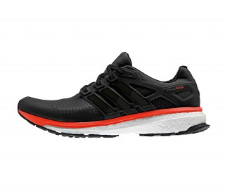 Adidas - Energy Boost 2 ATR men's running shoes (black/red)