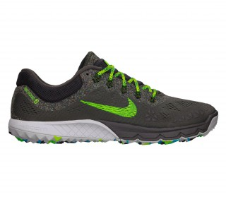 Nike - Zoom Terra Kiger 2 men running shoes (brown/green)