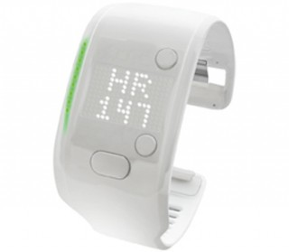 Adidas - micoach Fit Smart fitness band (white)