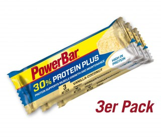 Powerbar - Protein Plus bars 3er value pack