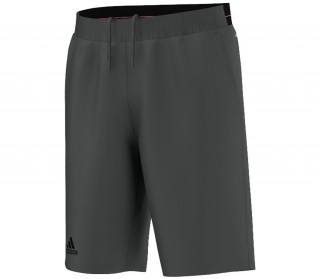 Adidas - Adizero Bermuda men's tennis shorts (dark grey)
