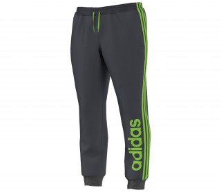Adidas - Essentials Lineage 3S Sweat Men's Training Pants (grey)