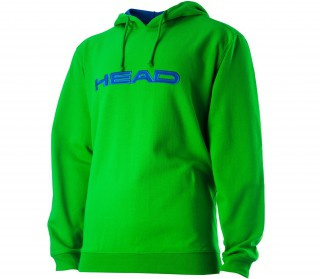 Head - Hoodie Junior Byron - lime/blue
