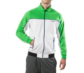 Head - Training Jacket Men´s Frequency Tracksuit Jacket green