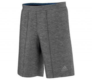 Adidas - Barricade men tennis shorts (grey)