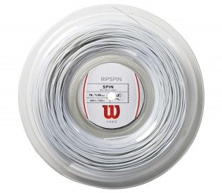 Wilson - RipSpin white 200m Rolle
