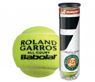 Babolat - French Open All Court - 4 pack